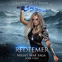Redeemer: Night War Saga, Book 3