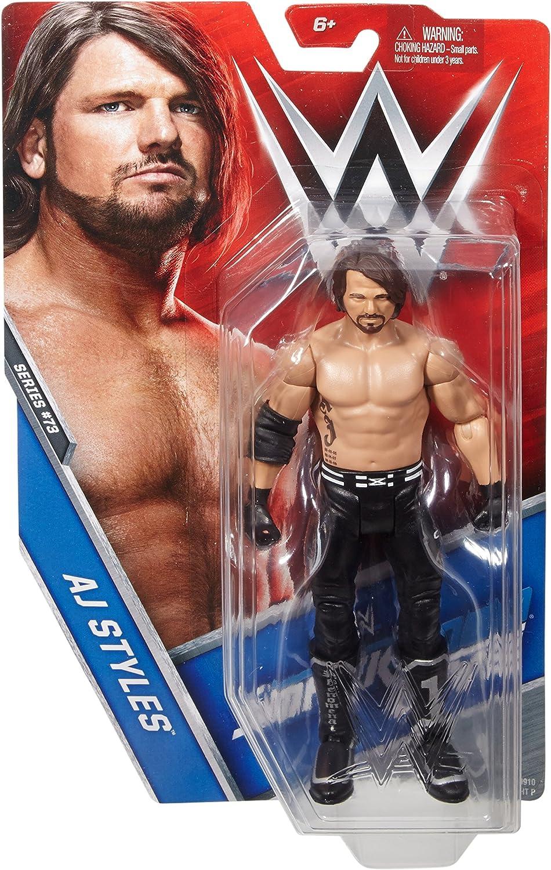 WWE Series #73 AJ Styles Figure 6