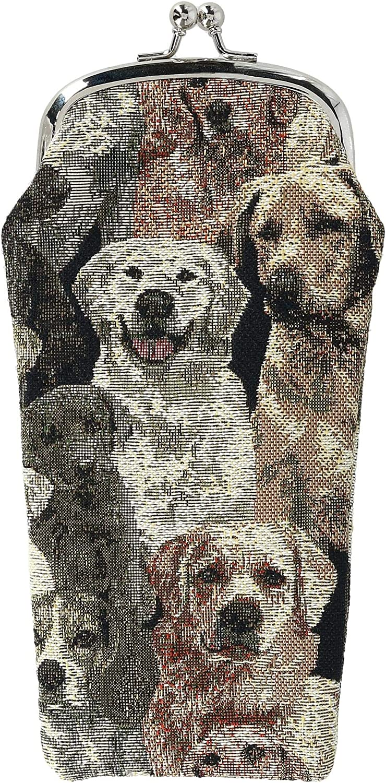 CTM Women's Dog Print...