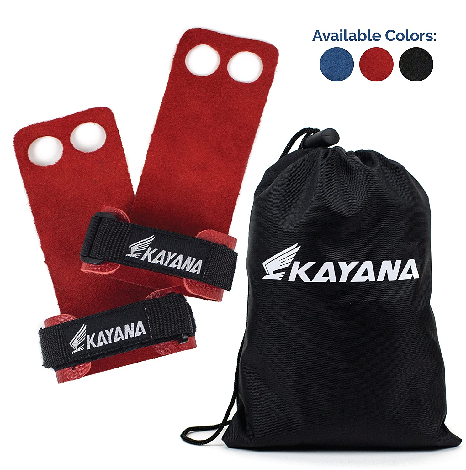 Leather Gymnastics Hand Grips