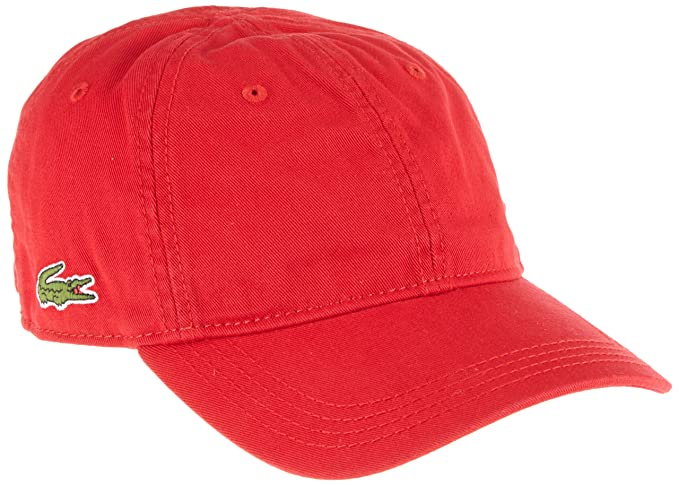 Lacoste - Cap Men - RK9811  Amazon.co.uk  Clothing 523058fae39a