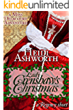 Lady Crenshaw's Christmas (Miss Delacourt Book 3)