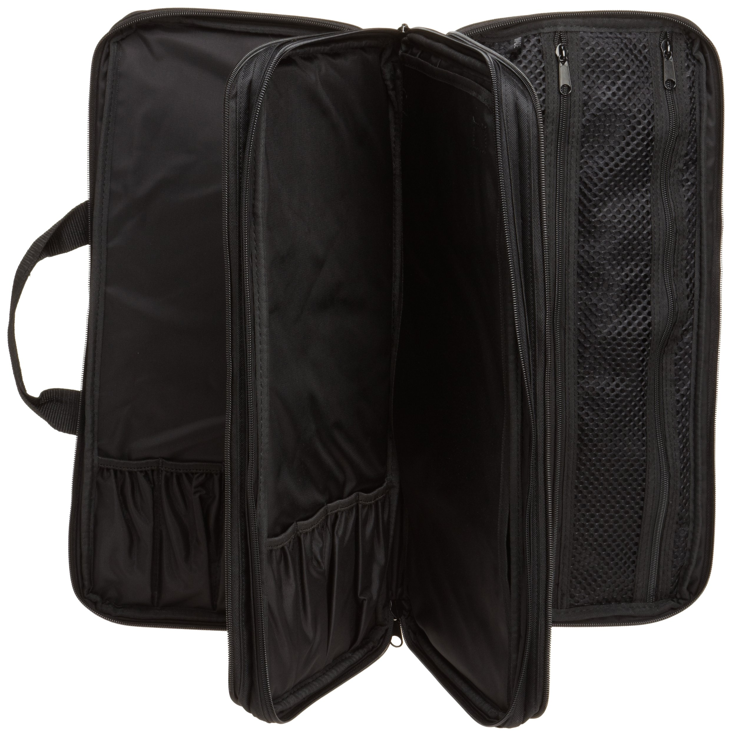 The Ultimate Edge 2001-EDB Deluxe Chef Knife Case, Black by The Ultimate Edge (Image #3)