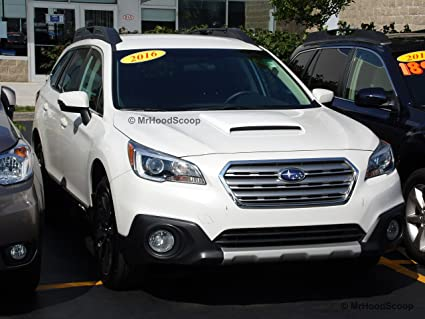 Amazon com: 2015-2017 Hood Scoop for Subaru Outback by