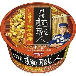 日清 麺職人 酸辣湯麺