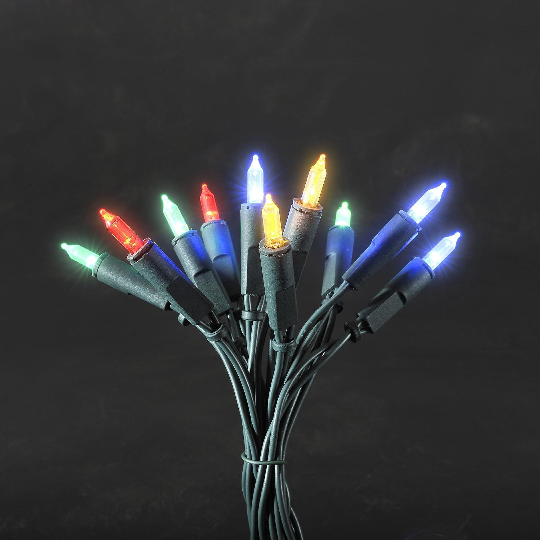 Konstsmide 6302-500 LED Minilichterkette/für Innen (IP20) 230V Innen ...