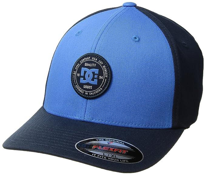 DC Apparel Varones Curve Breaker Gorra de béisbol - Azul -: Amazon.es: Ropa y accesorios