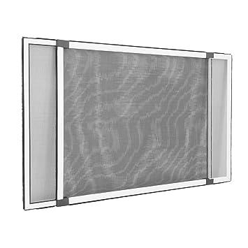 Jarolift Moustiquaire Avec Cadre Pour Fenêtre Réglableeasy Slide