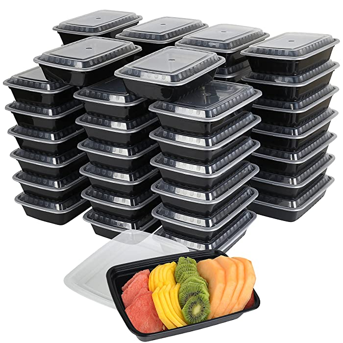 Top 10 Food Containers Black