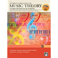 Essentials of Music Theory: A Complete Self-Study Course for All Musicians (Book & 2 CDs)