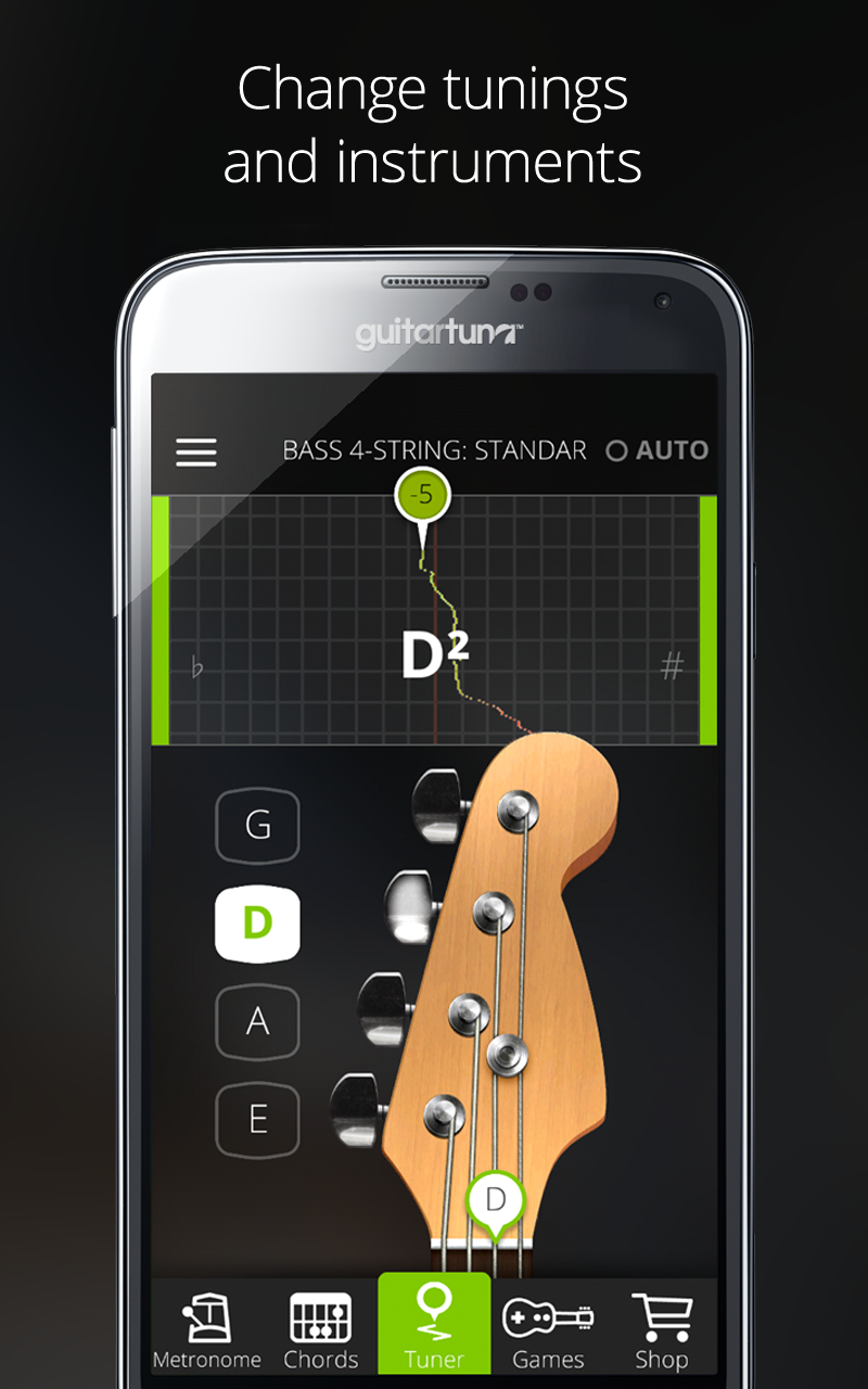 Amazon Com Guitar Tuner Guitar Tuna The Ultimate Free Tuner For