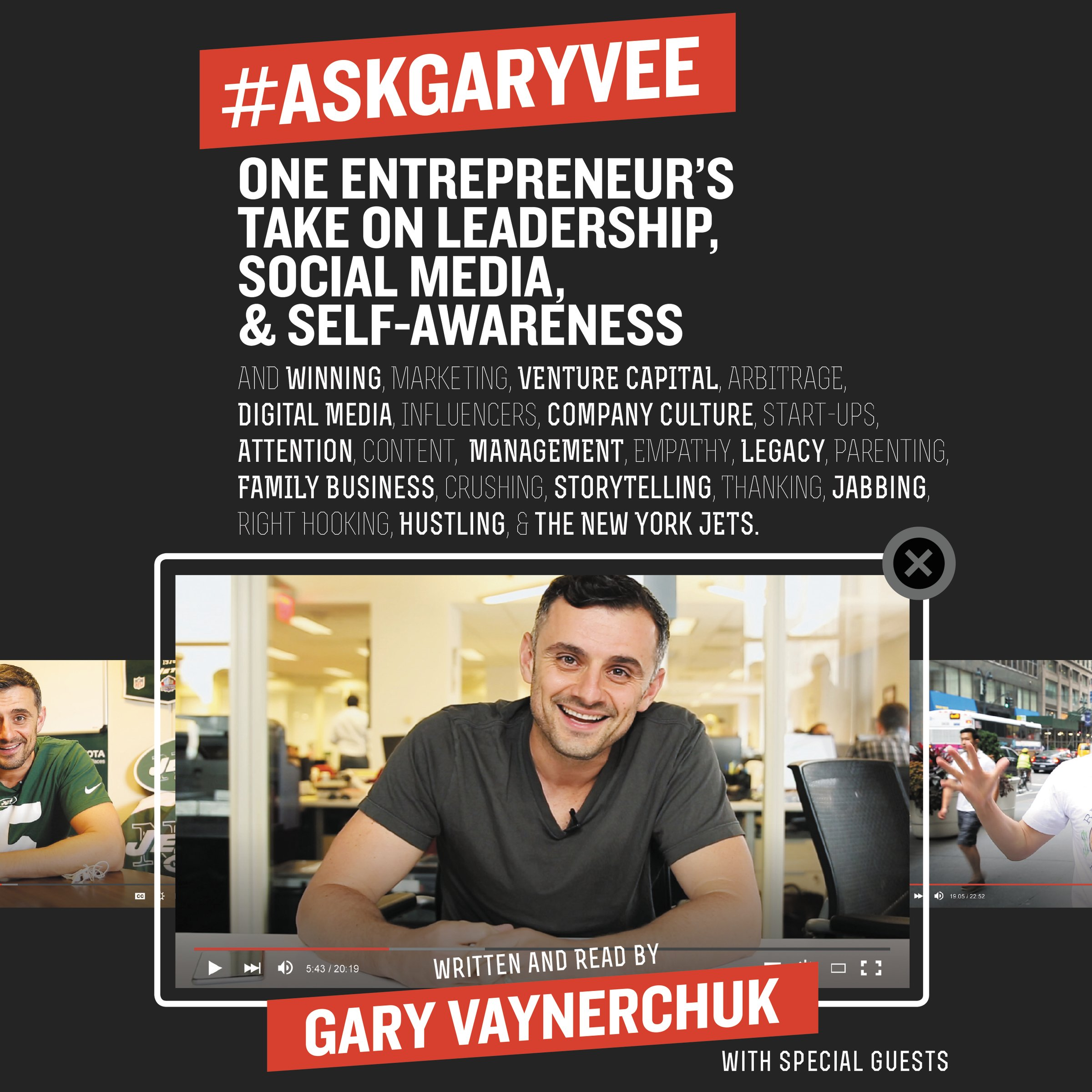 #AskGaryVee: 437 Questions & Answers on . . .