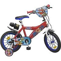 TOIMSA–Super Wings para Bicicleta Infantil, 1443u