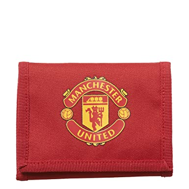 1ff3f9e583d Adidas Wallet Man Utd Fans Manchester United FC England S95105 Official  Sports (NS)
