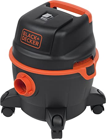 Black+Decker 51681 Aspiradora,1200 W, con depósito 15 litros ...