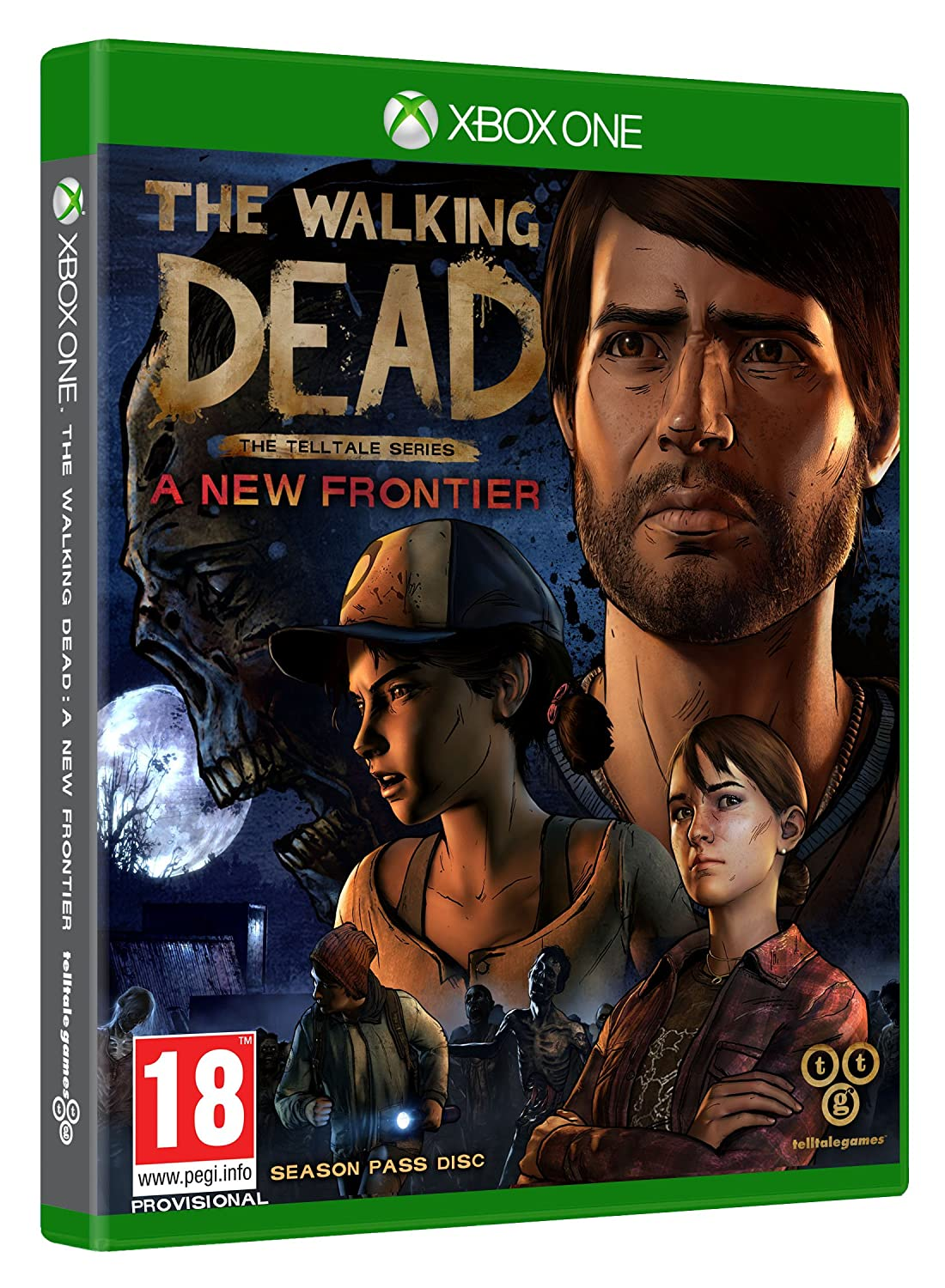 the walking dead a new frontier game download for android