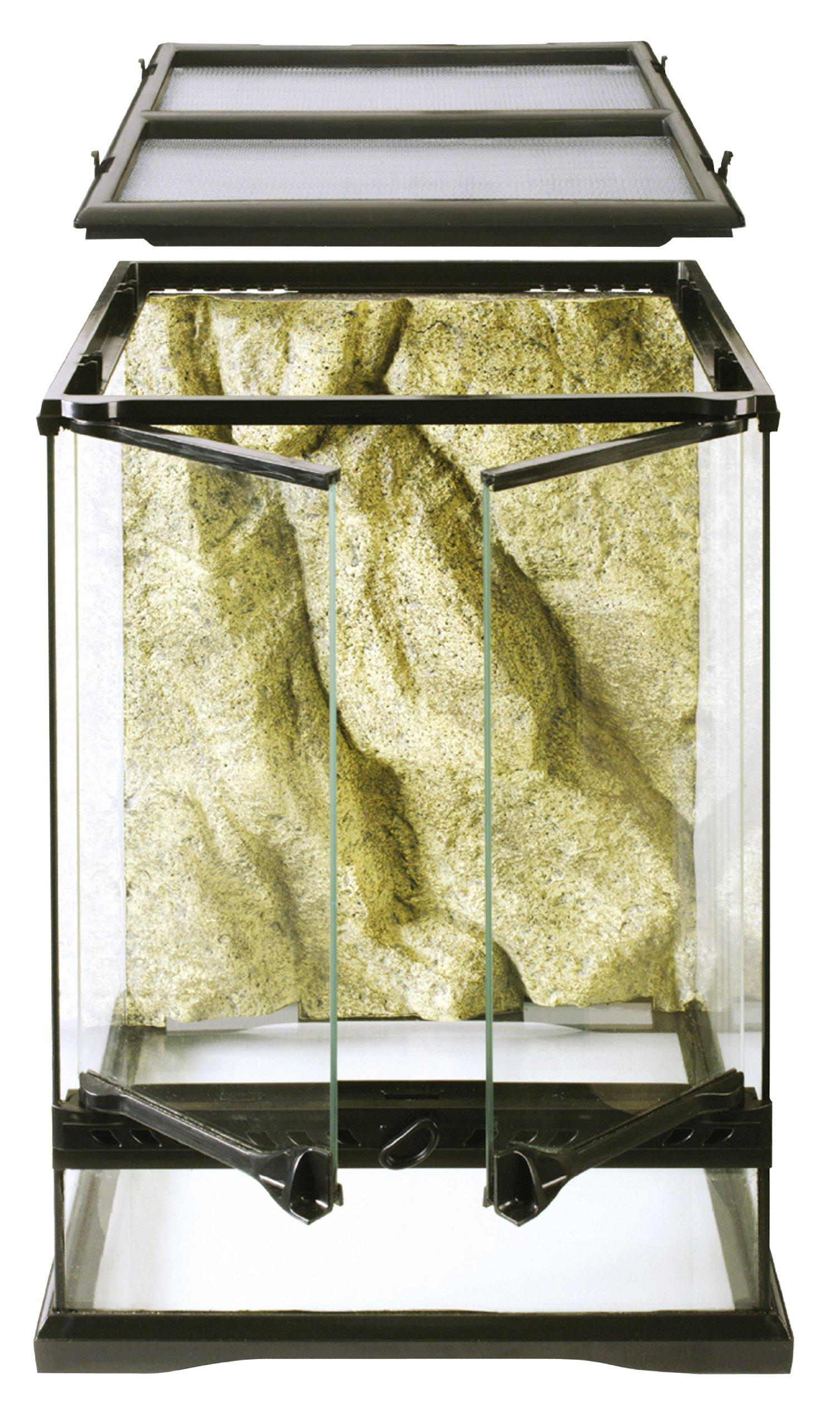 Exo Terra Glass Terrarium, 12 by 12 by 18-Inch by Exo Terra