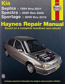 amazon com chilton kia repair manual automotive rh amazon com 2005 mazda 6 repair manual pdf 2005 mazda 6 workshop manual