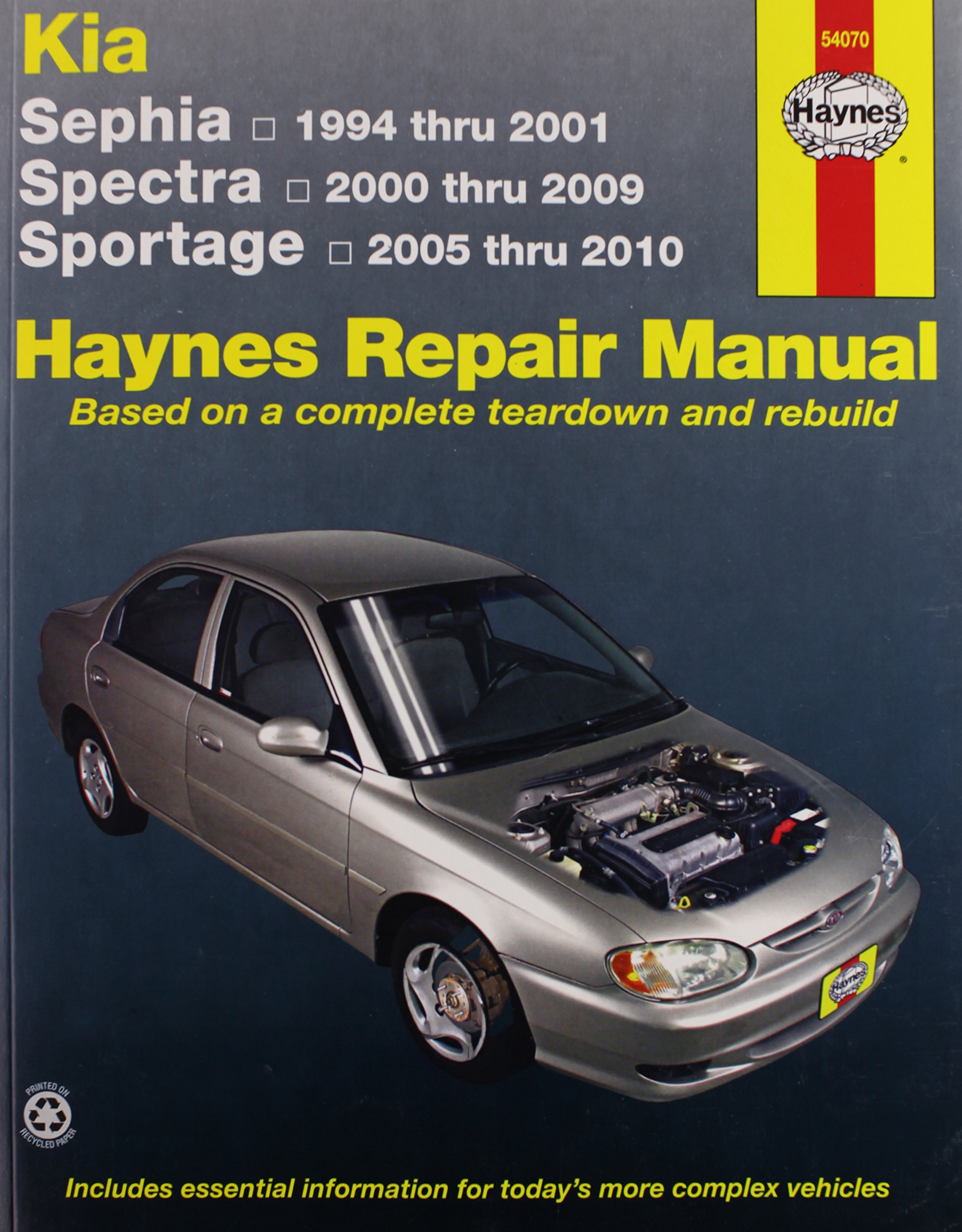 Haynes Publications, Inc. 54070 Repair Manual: John Haynes: 0038345540707:  Amazon.com: Books