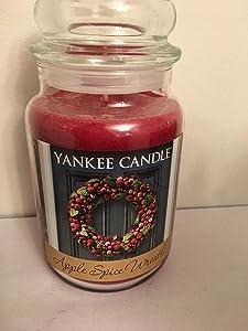 Yankee candle Apple Spice Wreath