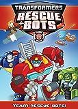 Transformers Rescue Bots: Team Rescue Bots!