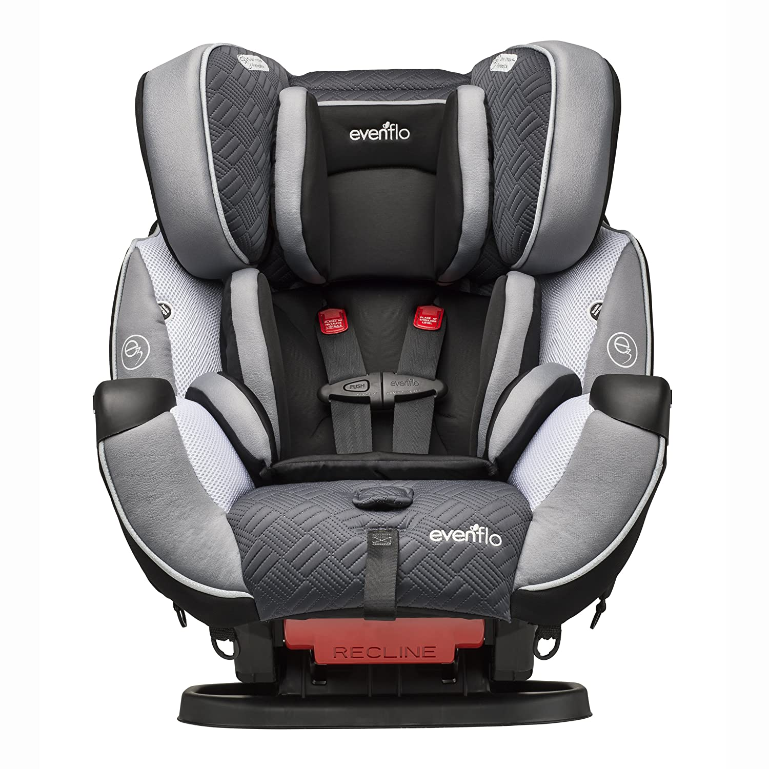 sc 1 st  Amazon.com & Amazon.com : Evenflo Symphony DLX All-in-One Car Seat Concord : Baby islam-shia.org