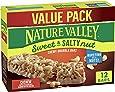 Nature Valley Granola Bars Sweet & Salty Nut, Cashew, 12 ct, 14.8 oz