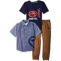 Marc Ecko Conjunto de pantalón y Playera Estampada para niños