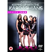 Keeping Up With The Kardashians - Season 4 [DVD]