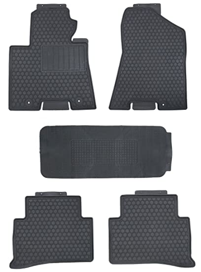 All Weather Floor Mats For Kia Sportage 2010 2015