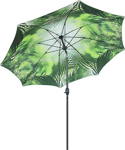Sunnydaze 8-Foot Outdoor Patio Umbrella
