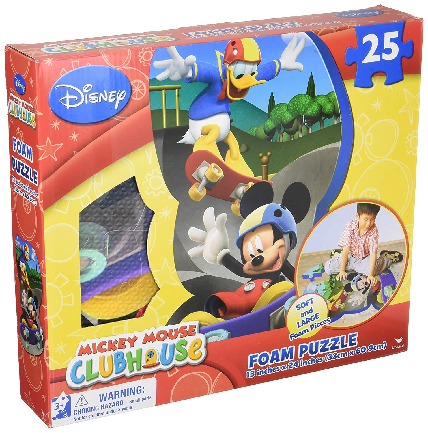 Mickey Mouse Clubhouse Foam Puzzle