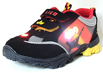 Chaussures Lico Motorbike V Blinky ASk3m