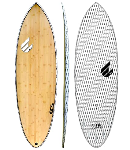 ECS Boards - Tabla de Surf Corta Bulldog V-Flex