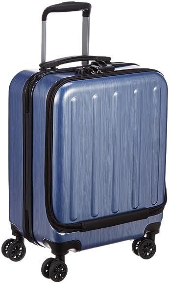 c62c089fd6 [レジェンドウォーカー] スーツケース 機内持ち込み 保証付 38L 47 cm 2.8kg メタリック