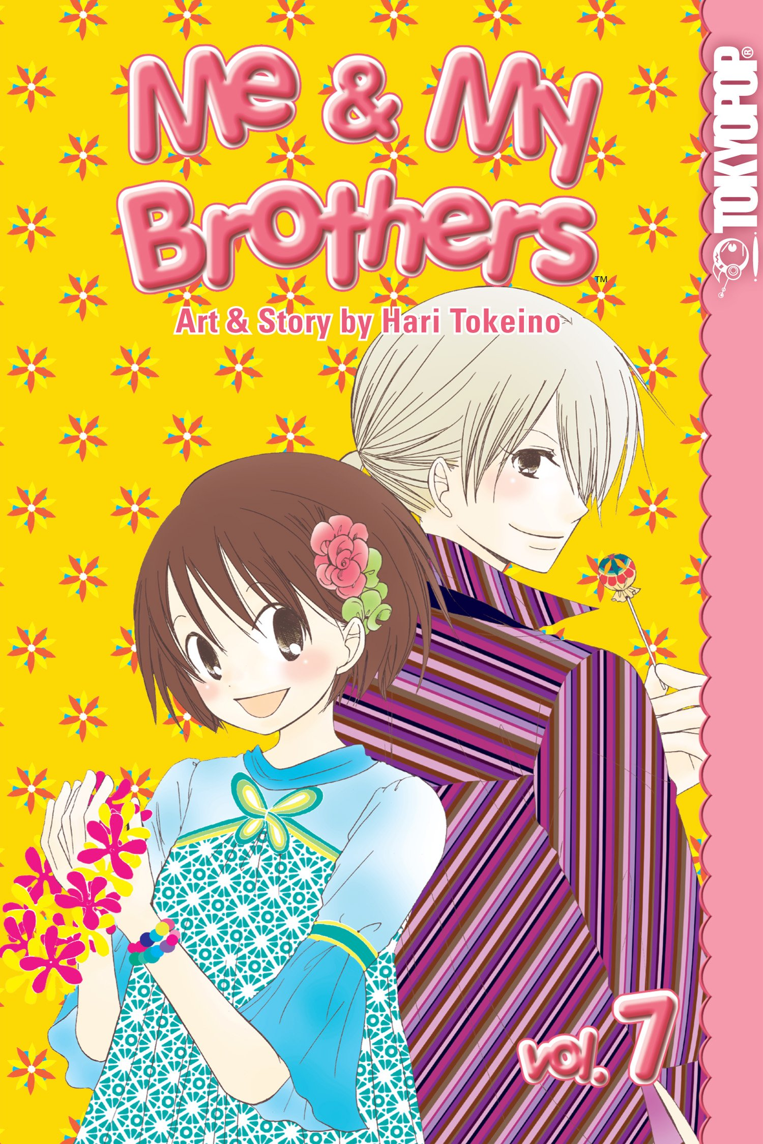 Me & My Brothers Volume 7 (Me and My Brothers) pdf epub