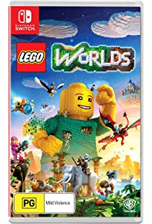 Amazon com: LEGO Worlds - Nintendo Switch: Whv Games: Video