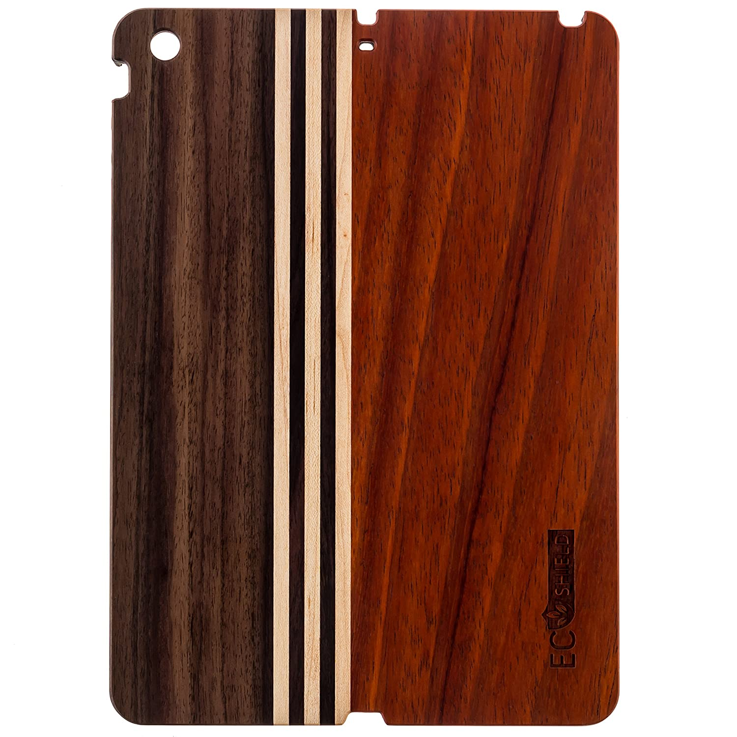 Impecca Eco Shield Natural Wood Case for iPad Air (PCBIA302)