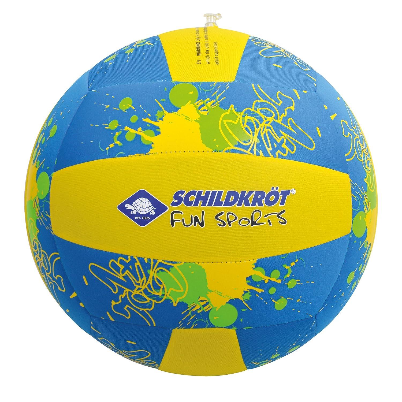 Pelota XL de Voleibol de Playa de Neopreno, Ø 35 cm, con Válvula ...