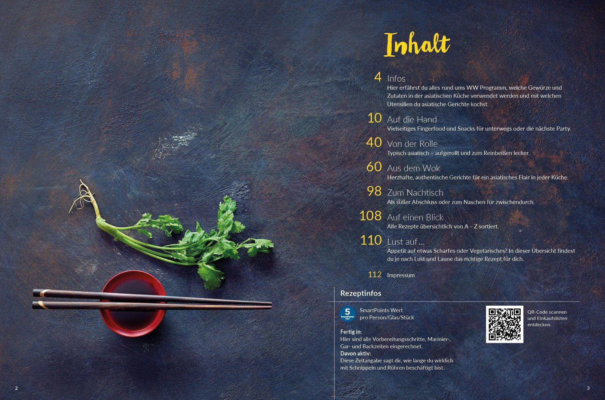 Asiatische Küchenutensilien weight watchers easy klassische und exotische rezepte der