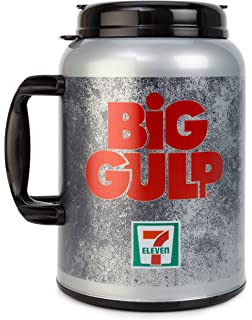 Amazoncom 100 Oz Giant Insulated Mug With Straw Usa Strong