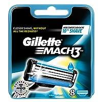 Gillette Mach3 - Pack de 8