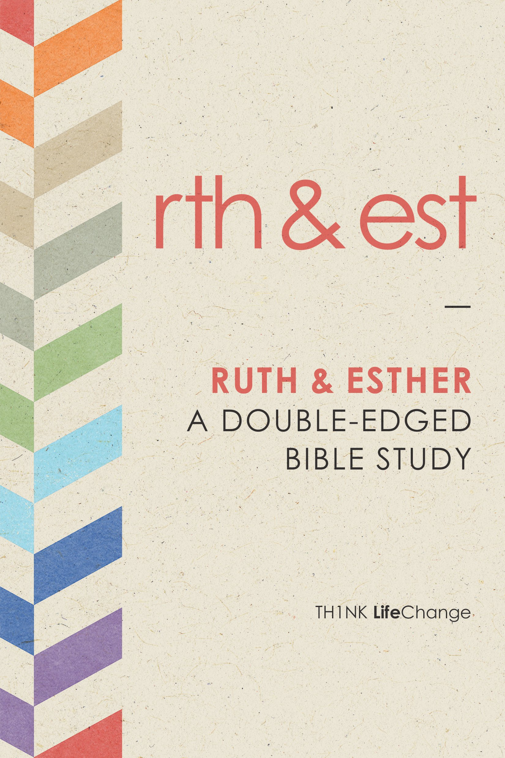 Ruth Esther Double Edged Bible LifeChange product image