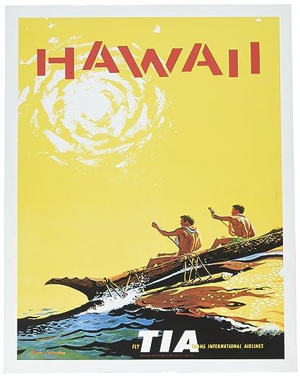 2dfff7fed915b Amazon.com: Pacifica Island Art Hawaii - Fly TIA (Trans ...