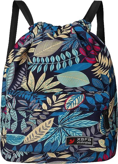 Bag Backpack High Capacity Sports Backpacks,Laptop Bag Drawstring Bags for Kids Travel Bag for Women and Men