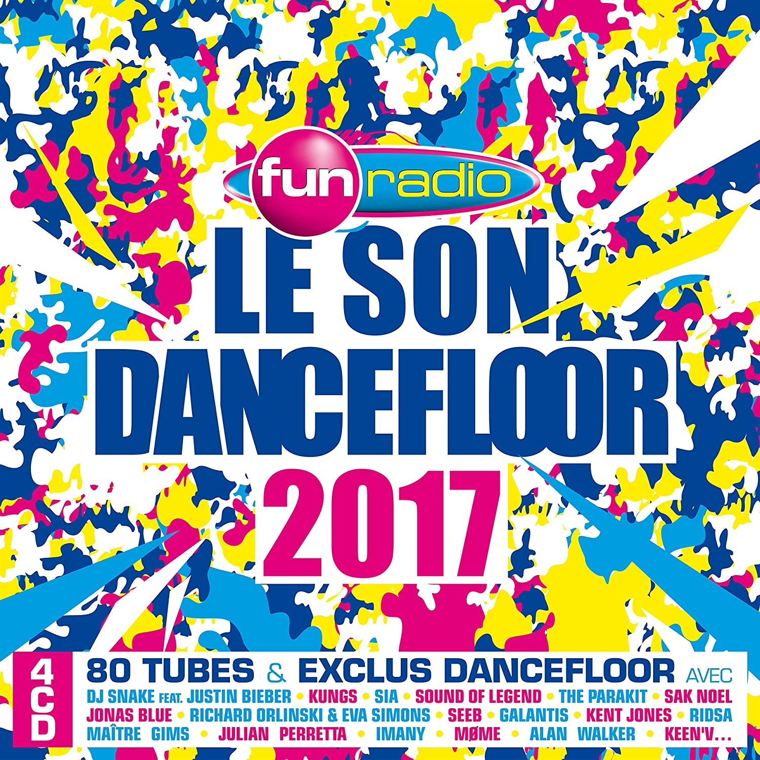 Fun Radio - Le Son Dancefloor 2017