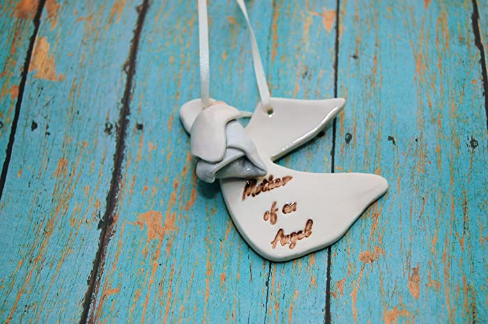 amazon com infant loss ornament angel baby ornament miscarriage