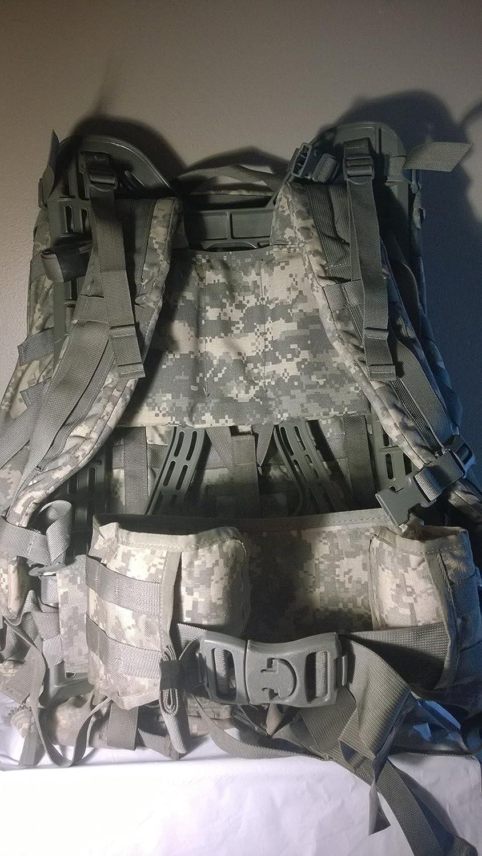 Molle II Mochila grande ACU con correas para el hombro Cinturón y marco: Amazon.es: Amazon.es