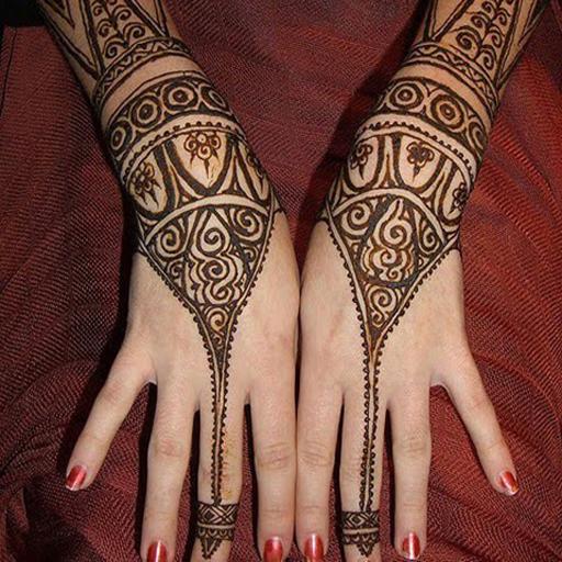 Simple Mehndi Designs For Girls Vol 1