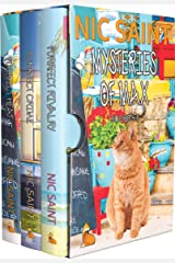 The Mysteries of Max: Books 4-6 (The Mysteries of Max Box Sets Book 2) Kindle Edition